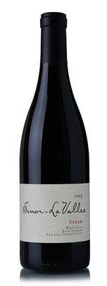 2013 Syrah White Label - Bassi Vineyard